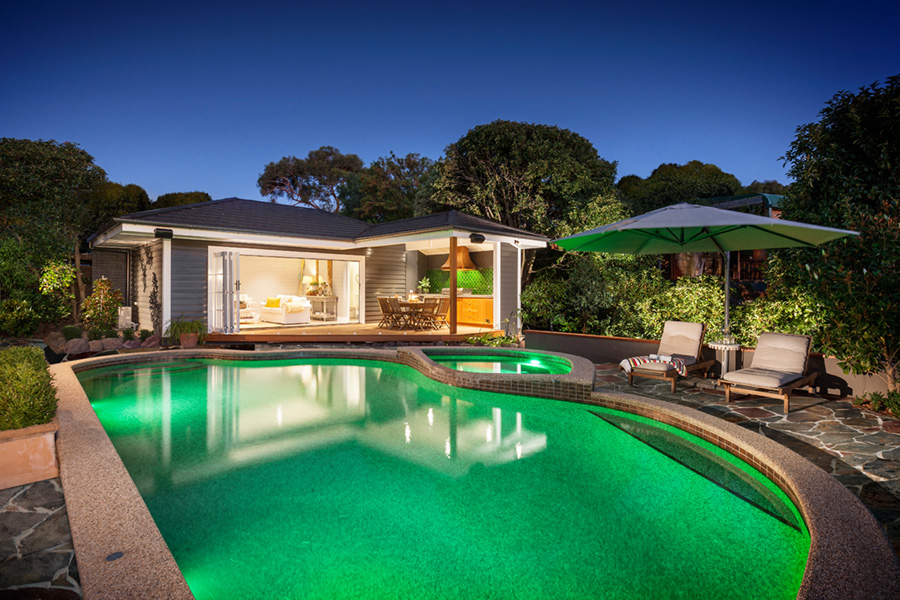 Custom Poolhouse Design : Acorn Garden Houses - Conservatory and ...